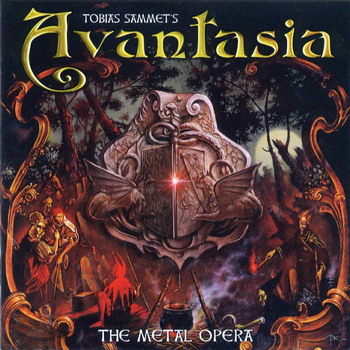 "Avantasia ""The Metal Opera Pt.I"" 2001 год"