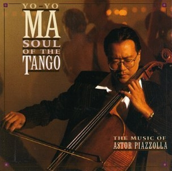 "Yo-Yo Ma (The Music Of Astor Piazzolla) ""Soul Of The Tango"" 1997 год"
