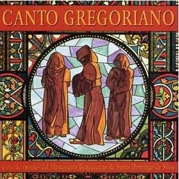 "Coro de monjes del Monasterio ""Canto Gregoriano"" 1994 год"