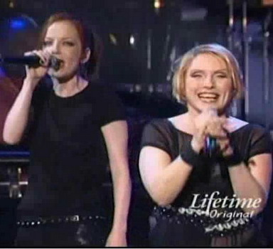 "Blondie and Shirley Manson ""Call me"""