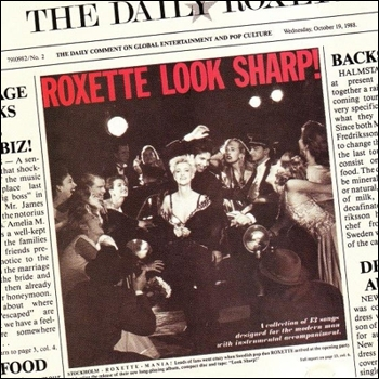 "Roxette ""Look Sharp!"" 1988 год"