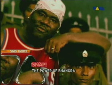 Snap The Power Of Bhangra