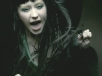 Christina Aguilera Fighter