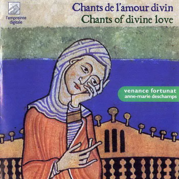 """Venance Fortunat """"Chants de l'amour divin"""" 2002 год"""