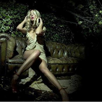 "Katie Jane Garside ""Lalleshwari  / Lullabies in a Glass Wilderness"" 2005 год"