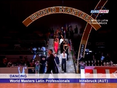 """World Masters Latin Professionals"" 2005 год"