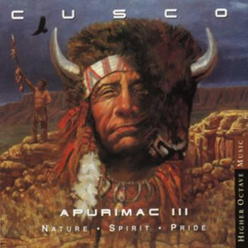 "Cusco ""Apurimac III - Nature, spirit, pride"" 1997 год"