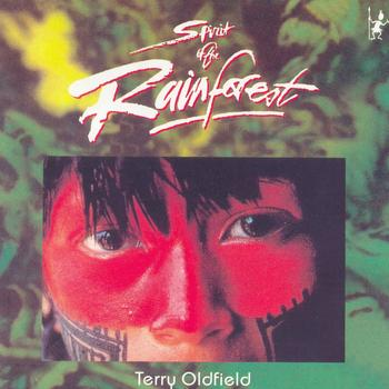 "Terry Oldfield ""Spirit of the rainforest"" 1990 год"