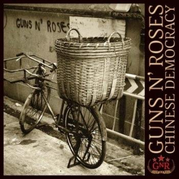 "Guns N' Roses ""Chinese Democracy"" 2008 год"