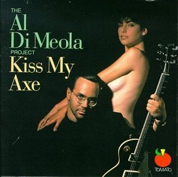 "The Al Di Meola Project ""Kiss My Axe"" 1991 год"