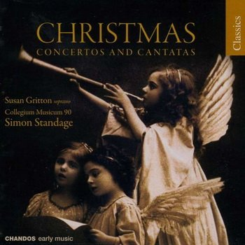 """Christmas Concertos And Cantatas"" 2008 год"