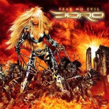 "Doro ""Fear No Evil"" 2009 год"