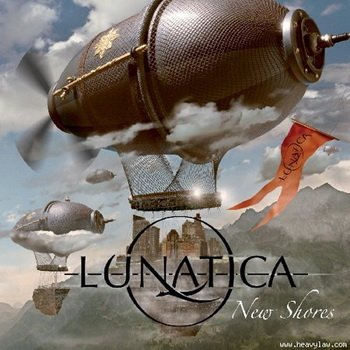 "Lunatica ""New Shores"" 2009 год"