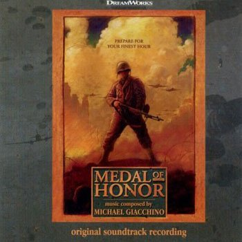 "Michael Giacchino ""Medal OF Honor OST"" 1999 год"