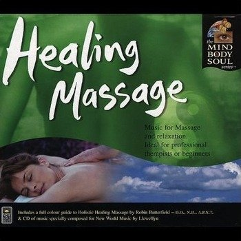 "Llewellyn ""Healing massage (The mind body and soul series) "" 2000 год"