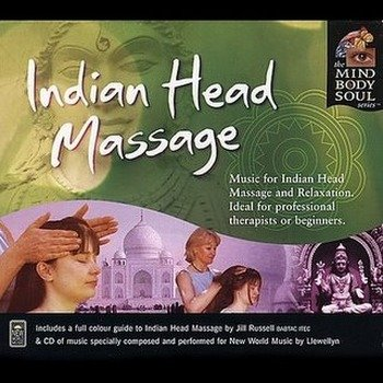 "Llewellyn ""Indian head massage (The mind body and soul series)"" 2001 год"