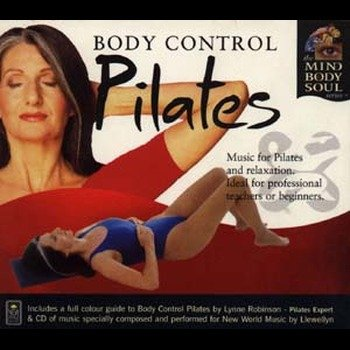 "Llewellyn ""Pilates body control (The mind body and soul series)"" 2001 год"