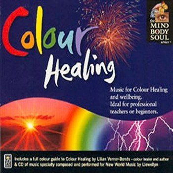 "Llewellyn ""Colour healing (The mind, body and soul series)"" 2000 год"