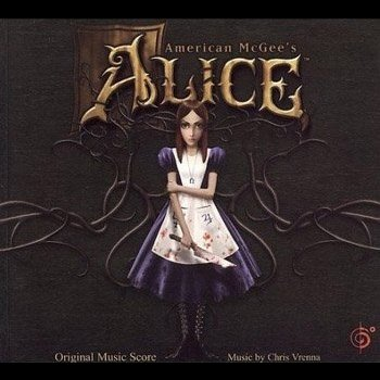 "Chris Vrenna ""American McGee's Alice Original Music Score"" 2000 год"