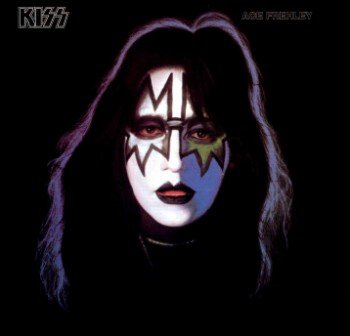 "Ace Frehley ""Ace Frehley"" 1978 год"