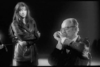 "Kate Bush and Larry Adler ""The Man I Love"""