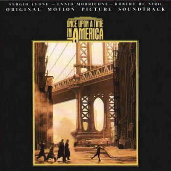 "Ennio Morricone ""Once Upon A Time In America"" (""Однажды в Америке"") 1984 год"