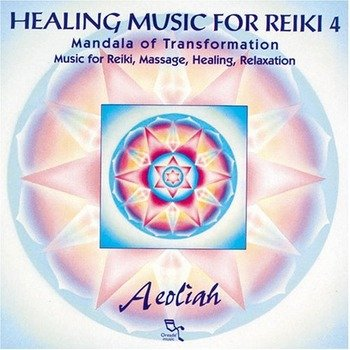 "Aeoliah ""Healing music for reiki. Vol. 4"" 2004 год"
