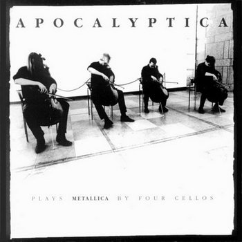 "Apocalyptica ""Plays Metallica By Four Cellos"" 1996 год"
