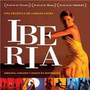 "Carlos Saura ""Iberia"" 2005 год"