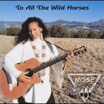 "Cherokee Rose ""To all the wild horses"" 1999 год"