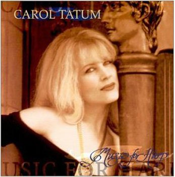 "Carol Tatum ""Music For Harp"" 2001 год"