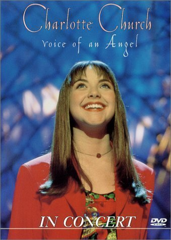 "Charlotte Church ""Voice of An Angel"" 1999 год"