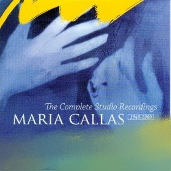 "Maria Callas ""The First Recital"" 1949 год"