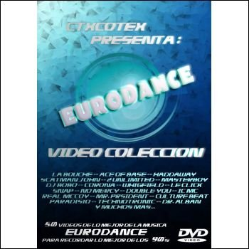 """Eurodance Video Collection"" 2009 год"