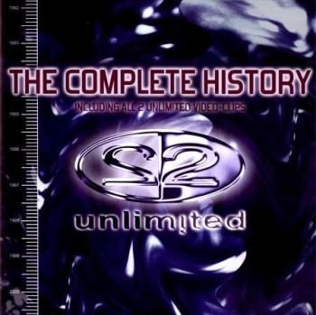 "2 Unlimited ""The Complete History"" 2004 год"