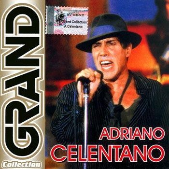 "Adriano Celentano ""Grand Collection"" 2001 год"