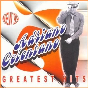 "Adriano Celentano ""Greatest Hits"" 1999 год"