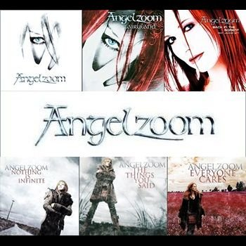 "Angelzoom ""Discografy"" 2004-2011 годы"