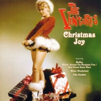 "The Ventures ""Christmas Joy"" 2002 год"