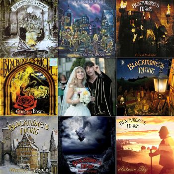"Blackmore's Night ""Discografy"" 1997-2010 годы"