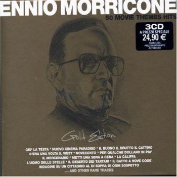 """Ennio Morricone """"Gold Edition"""" 2005 год"""